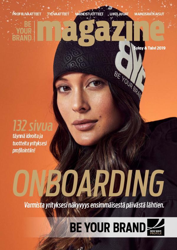 New Wave Profile FI Be Your Brand Magazine TALVI 2019