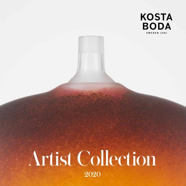 Kosta Boda Artist Collection 2020