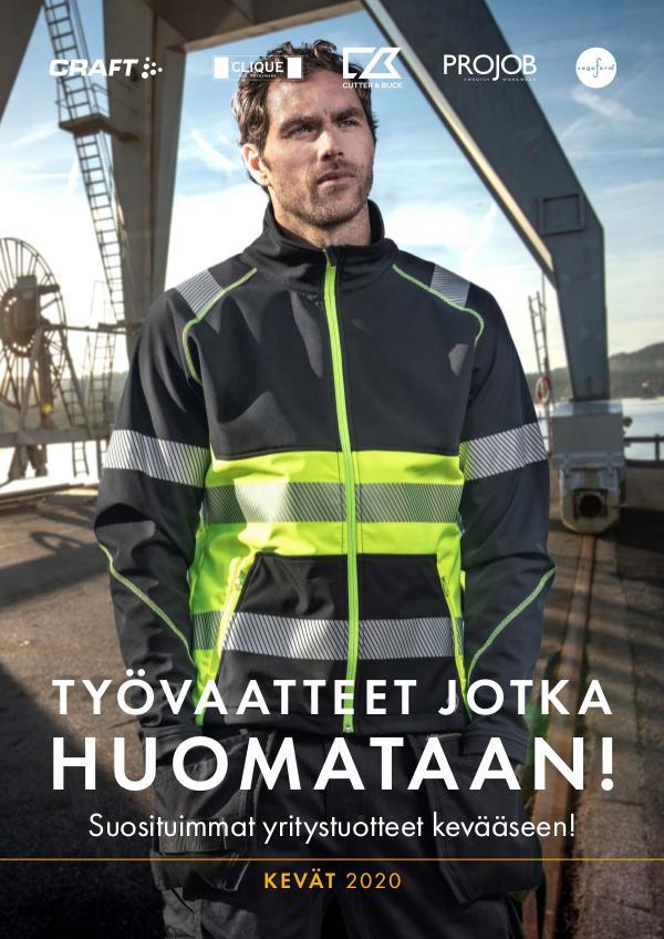 New Wave Finland Maaliskuun yritystuotteet 2020