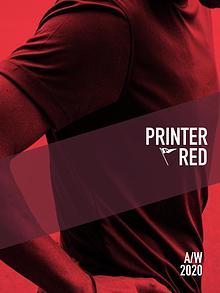 Printer Red Flag
