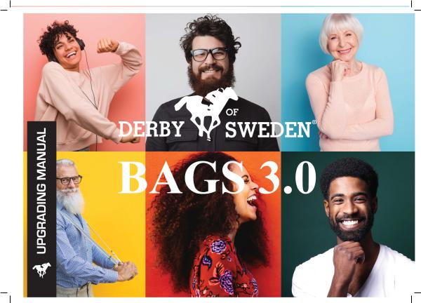 DERBY BAGS COLLECTION 2021