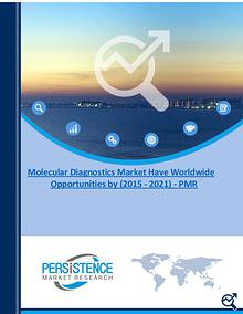 Molecular Diagnostics Market Have Worldwide Opportunities by 2021