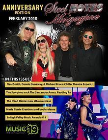 Steel Notes Magazine