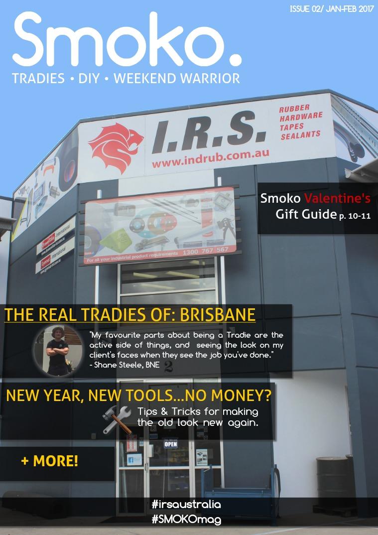 SMOKO Magazine: The Bi-Monthly Digital Publication of I.R.S. 2