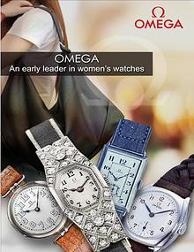Omega An early leader in women's watches