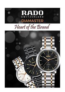 Rado Diamaster-Heart of the Brand