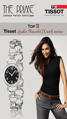Top 3 Tissot Ladies Bracelet Watch review