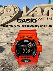 Casio Watches Give You Elegance and Time