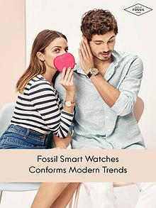 Fossil Smart Watches Conforms Modern Trends