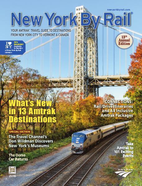 New York By Rail 13th ed.