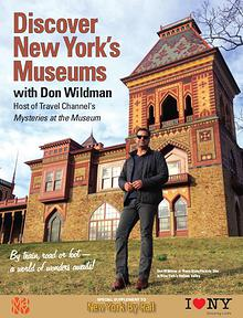 Discover New York's Museums with Don WIldman