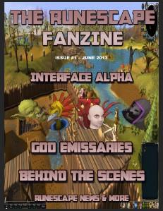 THE RUNESCAPE FANZINE Issue #1