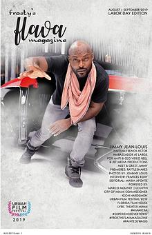 Frosty's Flava Magazine