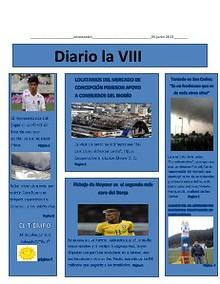 Diario VIII