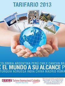 Turismo Internacional Colombia