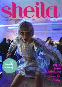 Sheila E-Weekly Magazine Issue 3