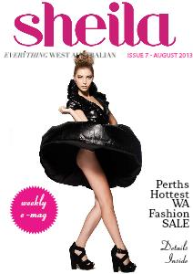 Sheila E-Weekly Magazine Issue 7