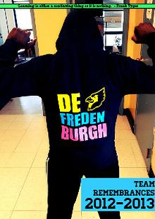 Team deFredenburgh 2012-2013