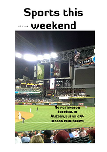 Az weekend sports
