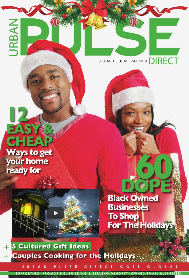 Urban Pulse Direct Holiday Edition 2018