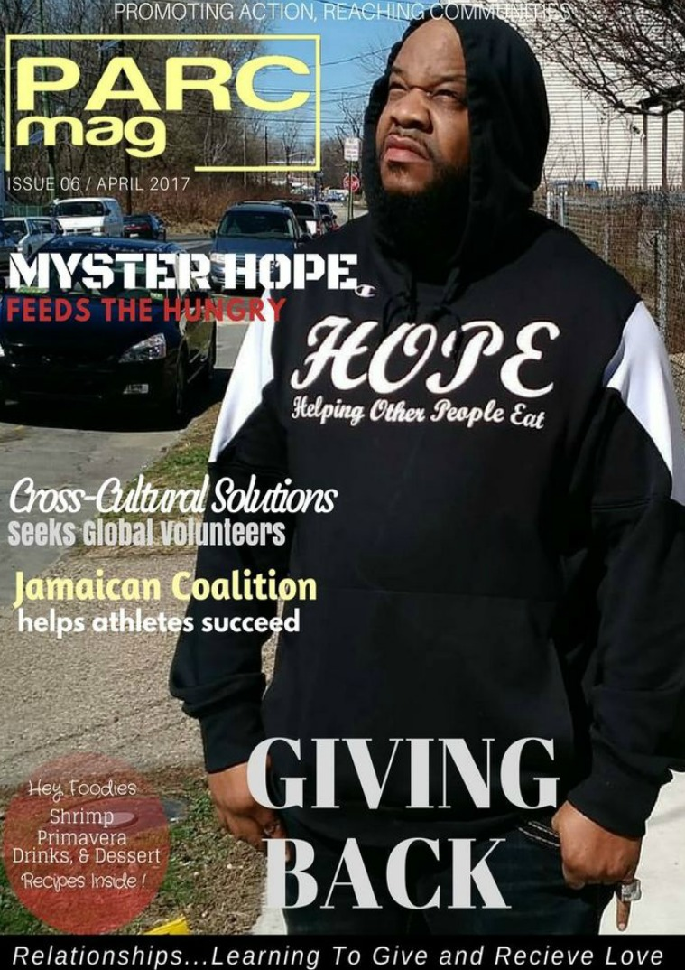 P.A.R.C. Mag Issue # 6