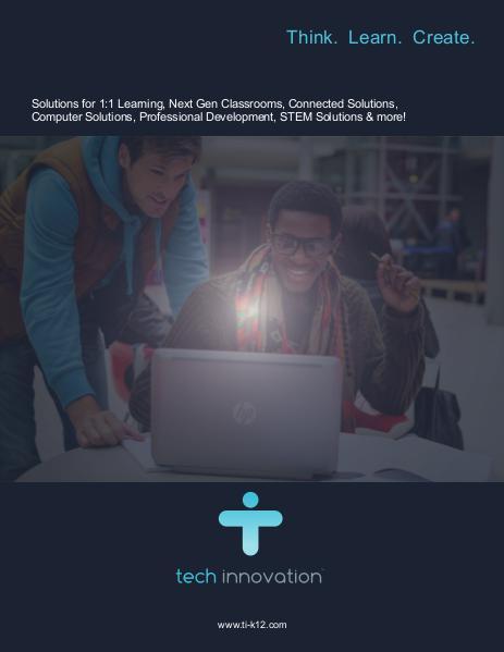 Tech Innovation the Magazine Tech Innovation the Magazine 2016