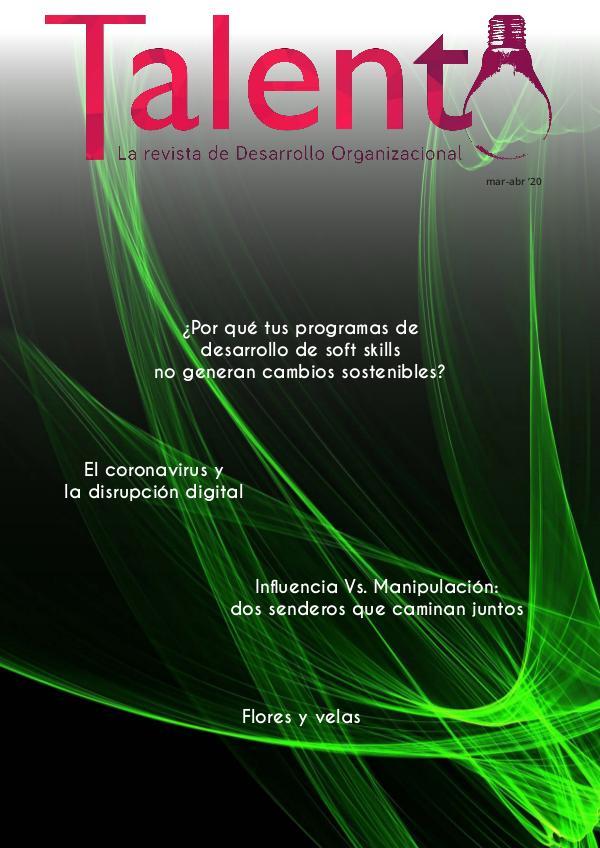 TALENTO MAR-ABR 2020 talentoMAR2020