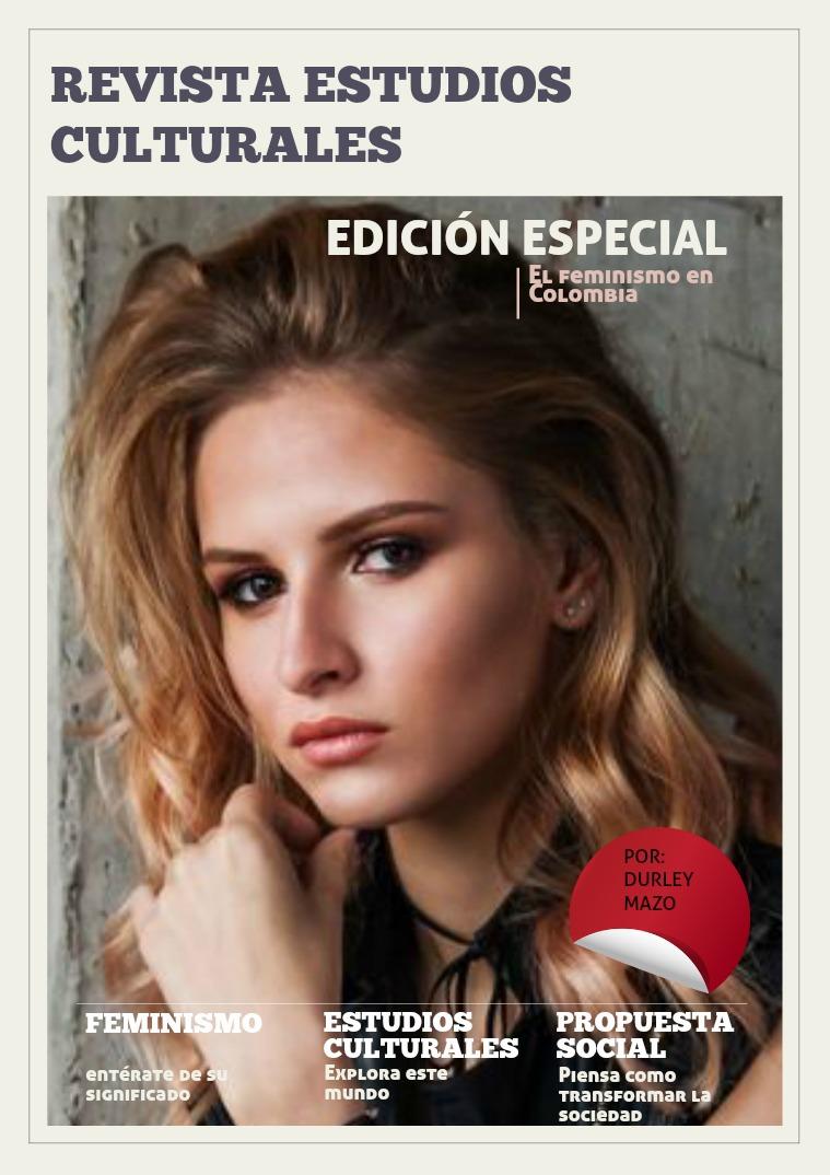 El feminismo en Colombia. Durley Mazo 1