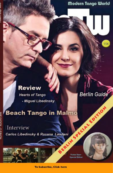 Modern Tango World N° 2 (Berlin, Germany)