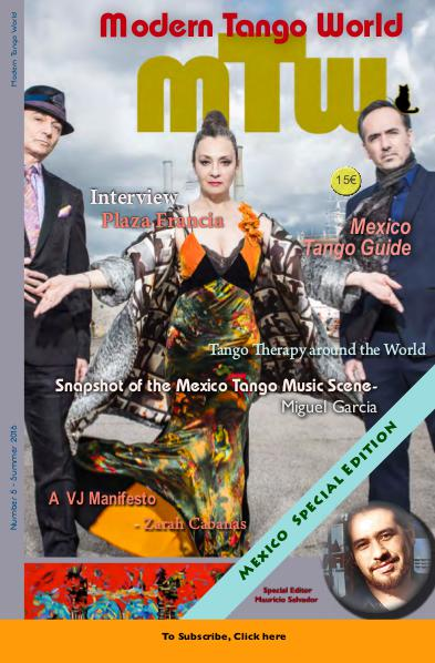 Modern Tango World N° 5 (Mexico)