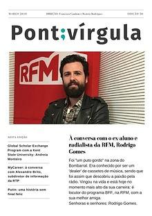 Pontivírgula - Edição Março 2018