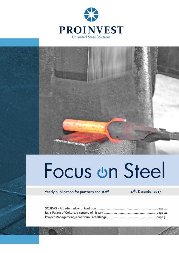 Focus on Steel 2017