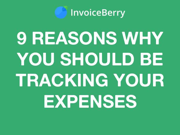 9 Reasons To Track Your Expenses Starting Today