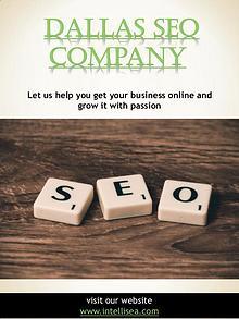 Marketing Companies Fort Worth | intellisea.com