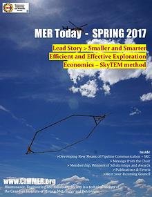 MER Today Spring 2017
