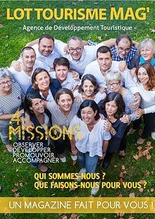 Lot Tourisme Mag'