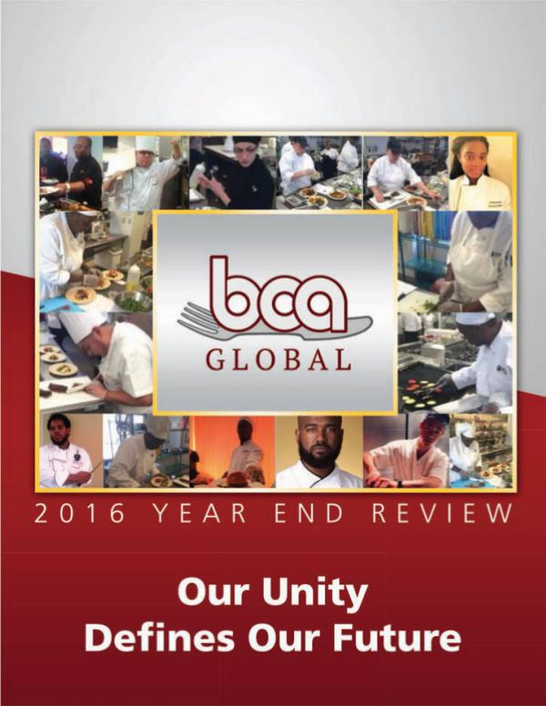 BCA Global Digital Magazine 2016 Year In Review Impact and Programs