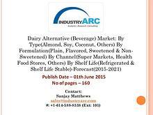 Dairy Alternatives (Beverage) Market