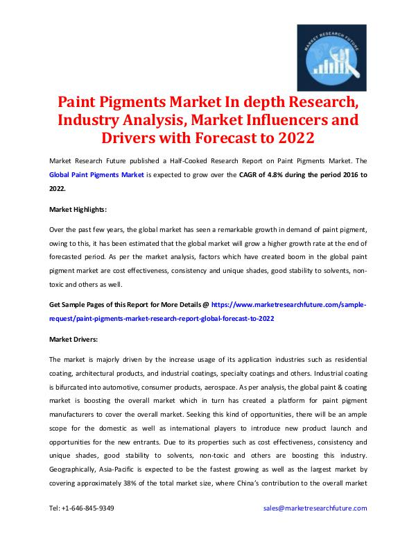 Market Research Future - Premium Research Reports Plastic Coating Market Analysis 2016-2022