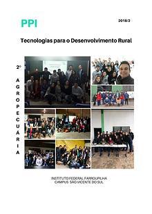 Tecnologias para o Desenvolvimento Rural