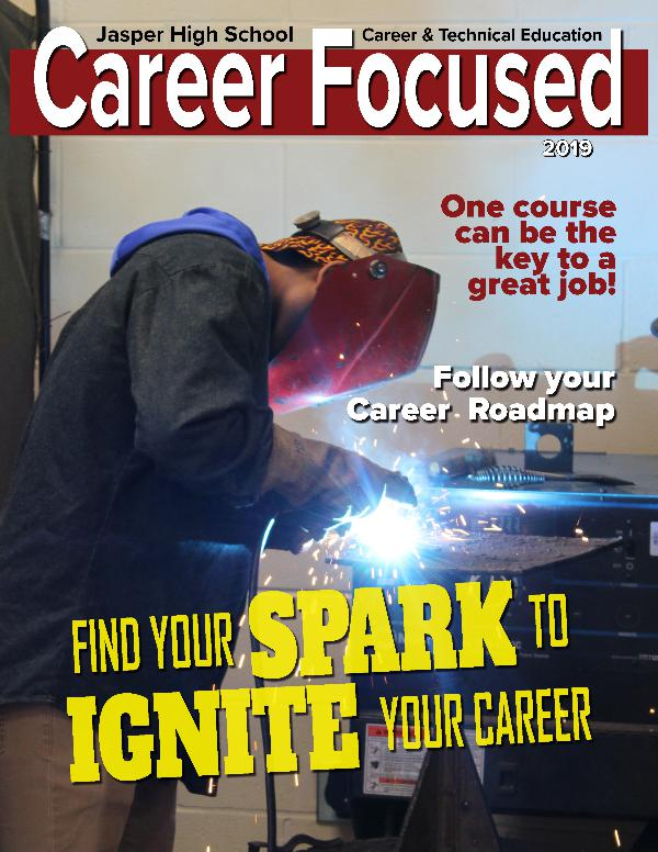 Career Focused 2019 Career & Technical Education Magazine