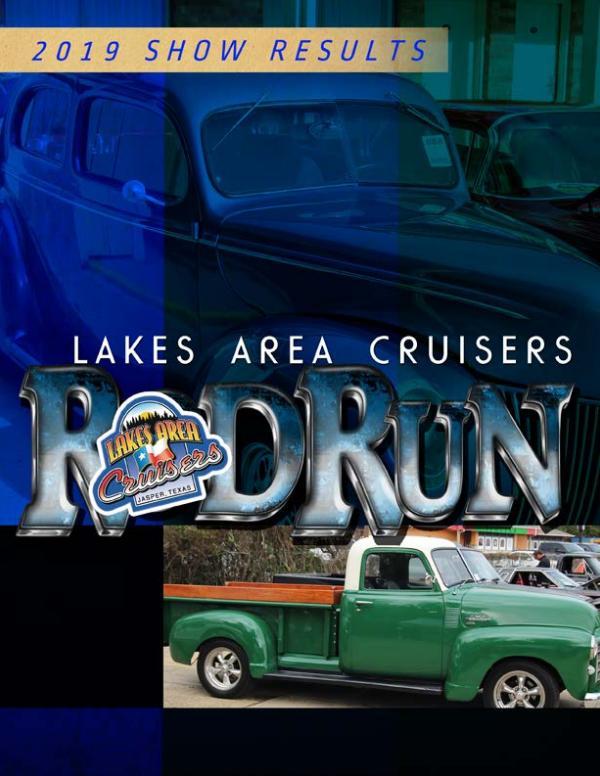 Lakes Area Cruisers Annual Magazine 2019