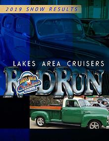 Lakes Area Cruisers Annual Magazine