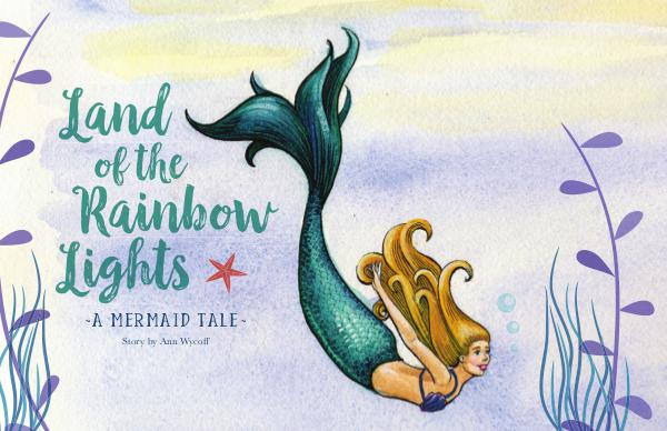 Land of the Rainbow Lights Book 2016