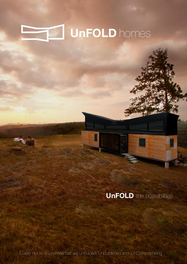 UnFOLD homes 1