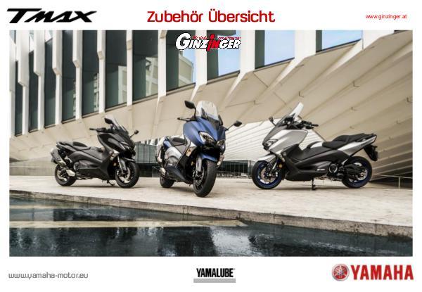 Yamaha Zubehör TMAX (MY17)  Zubehör