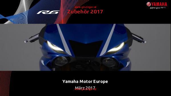 Yamaha Zubehör YZF-R6 Zubehör
