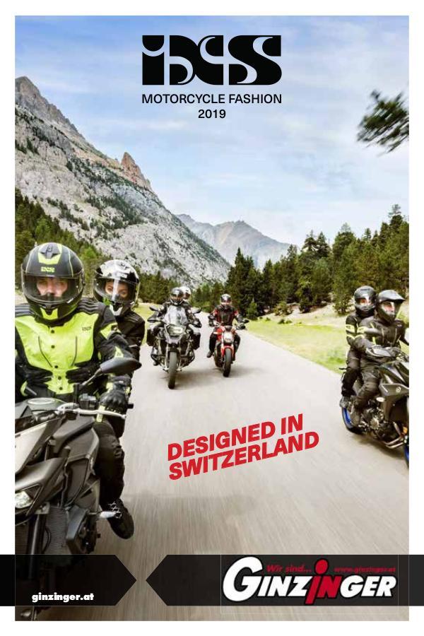Zubehör und Bekleidung iXS Motorradbekleidung