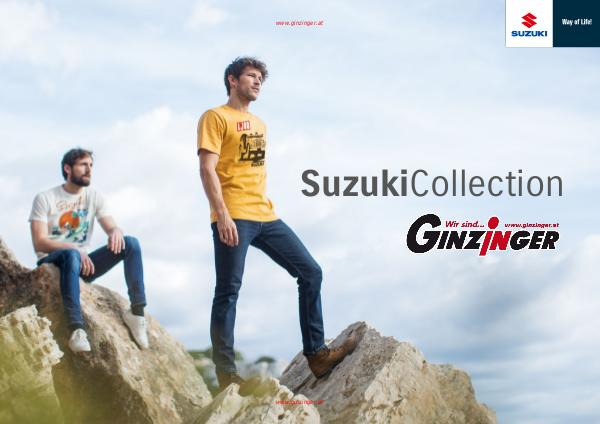 Suzuki Collection 2019