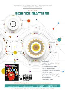 STANSW Science Matters - Quarterly Newsletter (2018)